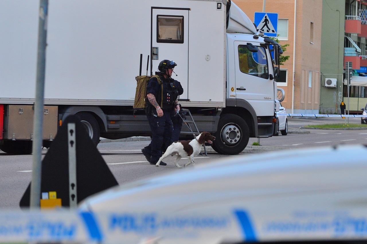Bomb i linköping